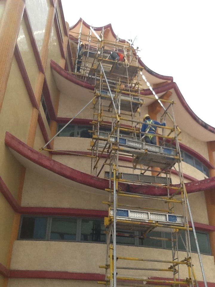 Anti-Termite Pysical Barrier